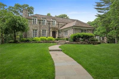 Pound Ridge Single Family Home For Sale: 30 Siscowit Road
