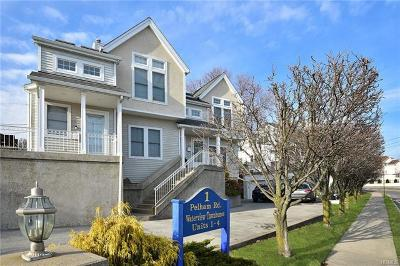 New Rochelle Condo/Townhouse For Sale: 1 Pelham Road #3