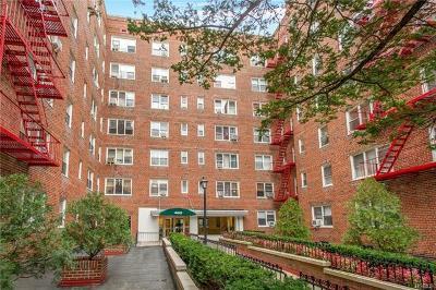 Yonkers Co-Operative For Sale: 480 Riverdale Avenue #6E