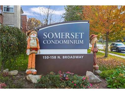 Westchester County Condo/Townhouse For Sale: 150 North Broadway #2E