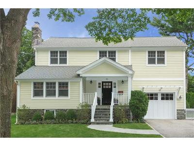 Westchester County Single Family Home For Sale: 50 Sheldrake Avenue