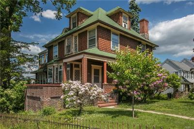 Peekskill Single Family Home For Sale: 350 Simpson Place