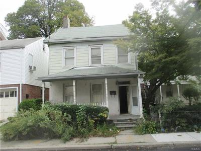 Westchester County Multi Family 2-4 For Sale: 4-6 Snowden Avenue