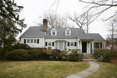 Scarsdale Single Family Home For Sale: 6 Revere Road