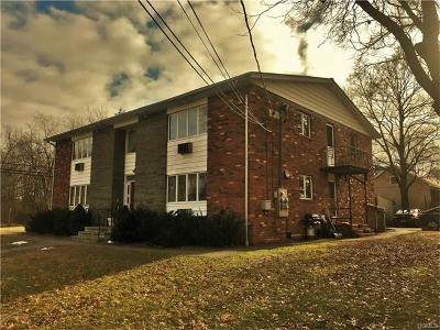 Wallkill NY Multi Family 2-4 For Sale: $349,900