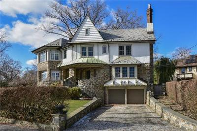Larchmont Single Family Home For Sale: 56 Park Avenue