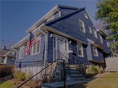 New Rochelle Single Family Home For Sale: 69 Lispenard Avenue