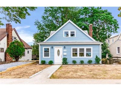 Westchester County Single Family Home For Sale: 528 Valley Avenue