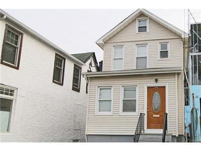 New Rochelle Multi Family 2-4 For Sale: 491 5th Avenue