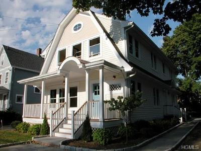 Westchester County Single Family Home For Sale: 64 Bedford Road