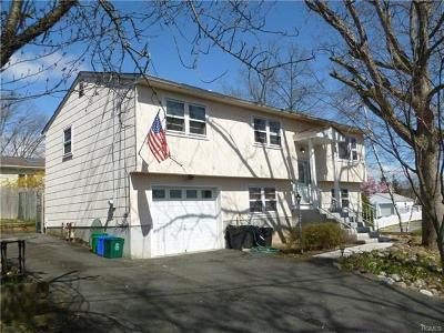 Rockland County Single Family Home For Sale: 5 Easton Street