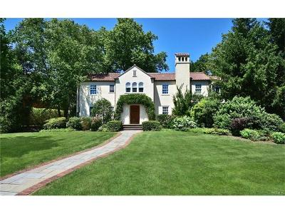 Scarsdale NY Single Family Home For Sale: $2,650,000