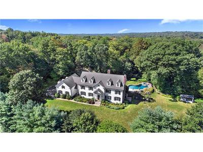 Pound Ridge Single Family Home For Sale: 17 Miller Road