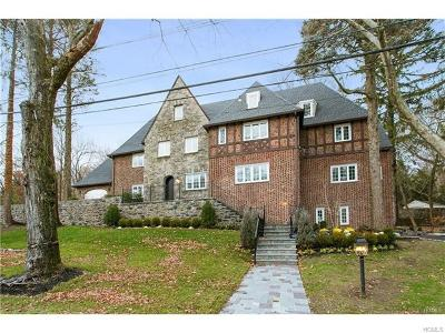 Rye NY Single Family Home For Sale: $2,838,000