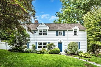 Bronxville Single Family Home For Sale: 2 Wellyn Road
