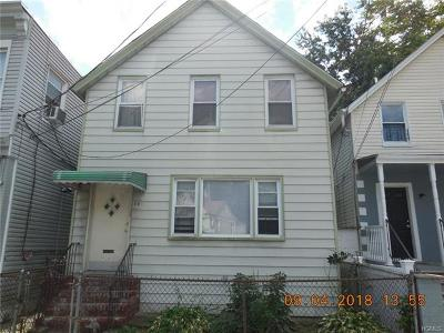 Westchester County Multi Family 2-4 For Sale: 89 McLean Avenue