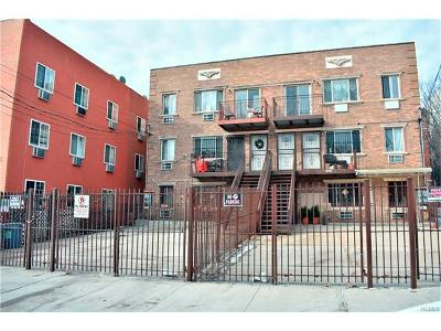 Bronx NY Multi Family 2-4 For Sale: $959,900