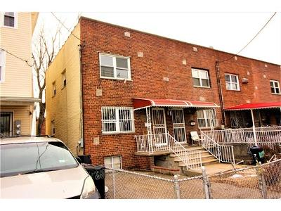 Bronx Single Family Home For Sale: 786 Magenta Street