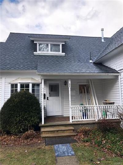 Orange County, Sullivan County, Ulster County Rental For Rent: 36 Oakland Avenue