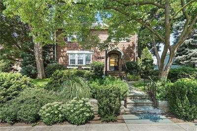 Bronxville Single Family Home For Sale: 7 Archer Drive
