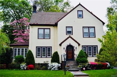 Mount Vernon Single Family Home For Sale: 162 Commonwealth Avenue