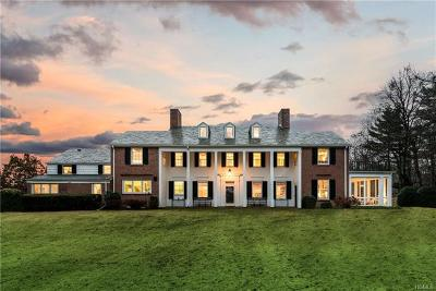 Chappaqua Single Family Home For Sale: 366 Bedford Road