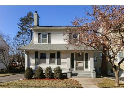 Tuckahoe Single Family Home For Sale: 71 Maple Avenue
