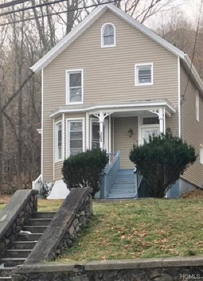 Haverstraw Single Family Home For Sale: 325 Westside Avenue