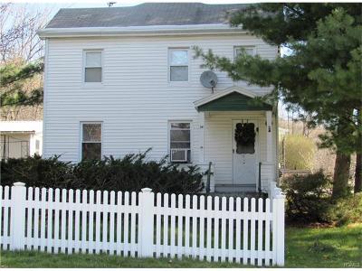 Goshen Single Family Home For Sale: 54 Scotchtown Avenue