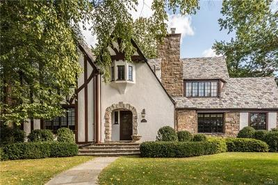 Bronxville Single Family Home For Sale: 29 Locust Lane