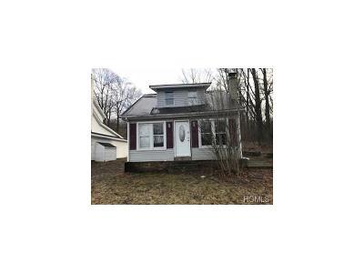 Greenwood Lake Multi Family 2-4 For Sale: 2 Hillside Road