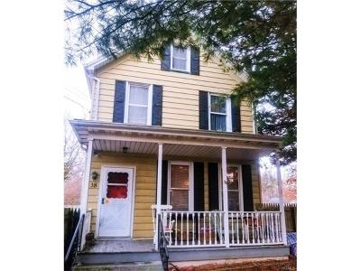 Single Family Home For Sale: 38 Main Street