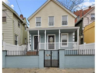 Yonkers Single Family Home For Sale: 87 McLean Avenue