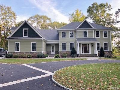 Croton-on-hudson Single Family Home For Sale: 13 East Joseph Wallace