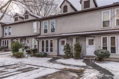Peekskill Condo/Townhouse For Sale: 69 Villa Drive #69