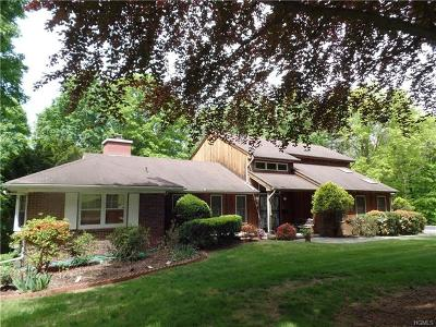 Rockland County Single Family Home For Sale: 34 River Road