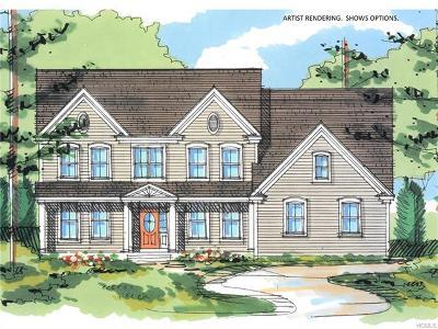 Poughkeepsie Single Family Home For Sale: Tbd Ridgeline Drive