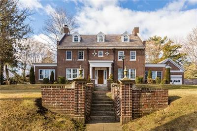 Mount Vernon Single Family Home For Sale: 63 Southfield Road