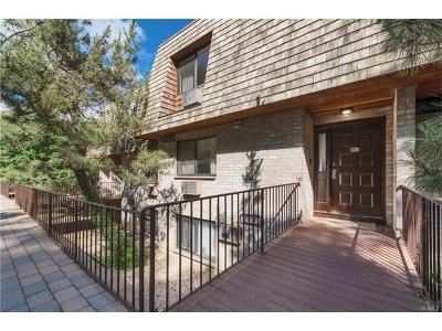 Scarsdale Condo/Townhouse For Sale: 555 Central Park Avenue #238