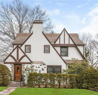 White Plains Single Family Home For Sale: 38 Midchester Avenue