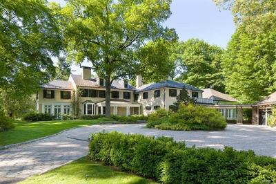 Bedford, Bedford Corners, Bedford Hills Single Family Home For Sale: 1 Bedford Center Road