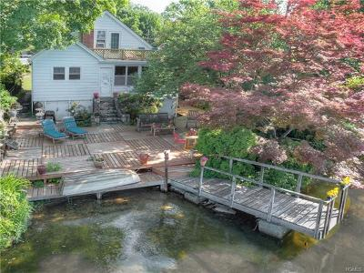 Lake Peekskill Single Family Home For Sale: 21 South Point Drive