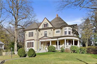 Mount Kisco Single Family Home For Sale: 5 Willetts Road