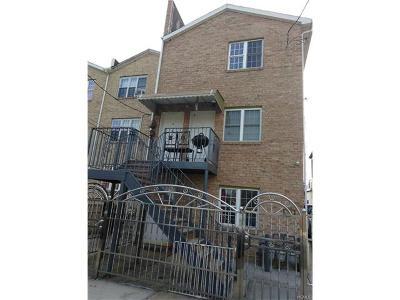 Bronx NY Multi Family 2-4 For Sale: $999,000