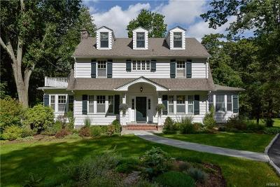 Chappaqua Single Family Home For Sale: 57 Commodore Road