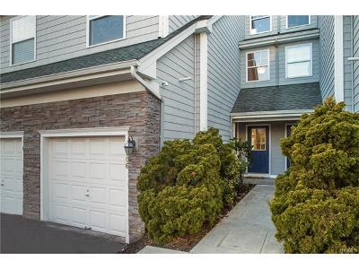 Poughkeepsie Condo/Townhouse For Sale: 106 Hudson Pointe Drive