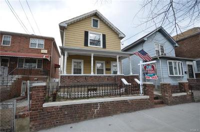 Single Family Home For Sale: 2819 Wellman Avenue