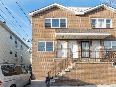 Bronx Multi Family 2-4 For Sale: 1905 Arnow Avenue