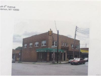 Mount Vernon Commercial For Sale: 501 South Fifth Avenue