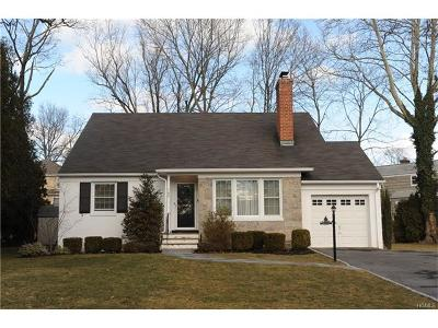 Eastchester Single Family Home For Sale: 109 North Road